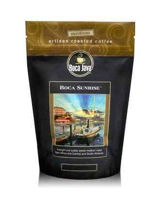 Boca Java Online Offer: Free 8 oz bag of coffee + free s&h (valid to 5/31/18)
