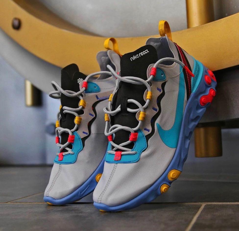 Nike React Element 55 @ Finishline $63