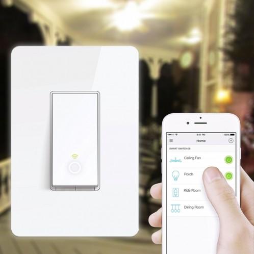TP-Link Smart Wi-Fi Light Switch (Refurbished) + FS $25