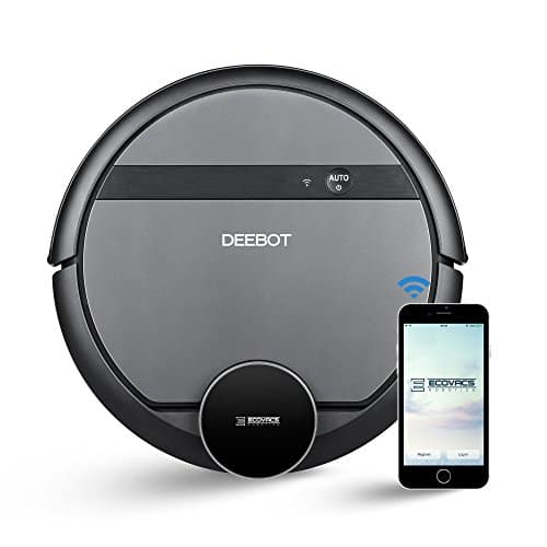 ECOVACS DEEBOT 900/901 Smart Robotic Vacuum $279.98  or with ECOVACS Accessory Kit for $299.98