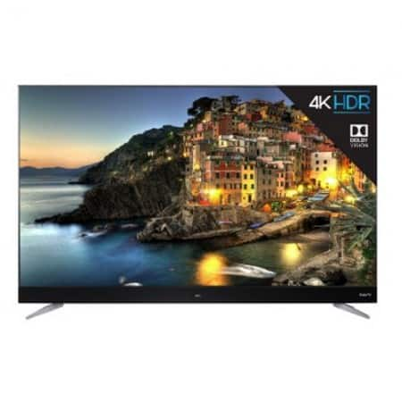 """TCL 65C807 C-Series 4K Ultra HD 65"""" TV, 120 Hz DOLBY VISION, HDR, Roku version.. $550 Store Pickup or $649 Shipped @ Curacao"""