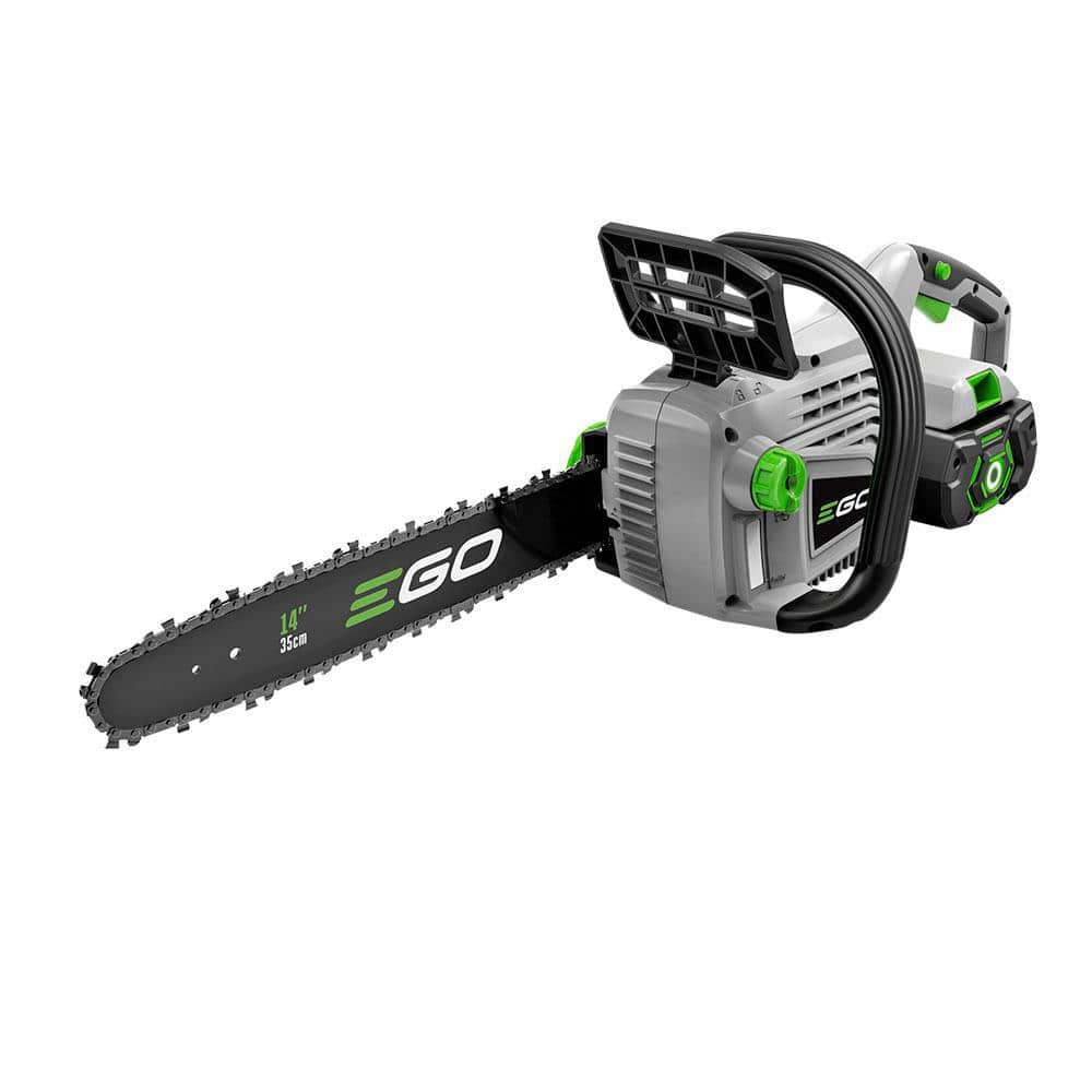 Ego 14 in. 56-Volt Lithium-ion Cordless Chainsaw with 2.0 Ah Battery and Charger Included $169.00 ymmv