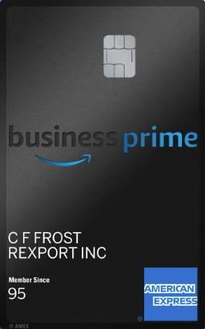 Amazon Business American Express Card $200 or more in cash back in signup bonus