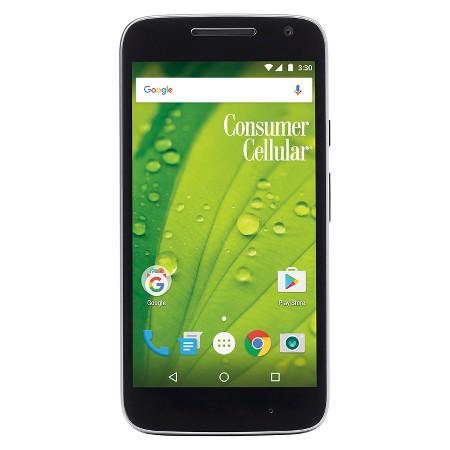 Consumer Cellular Moto G4 Play XT1607 (Unlocked Version) @ Target - $85 + tax AC or $80 + tax AC + Target Red Card