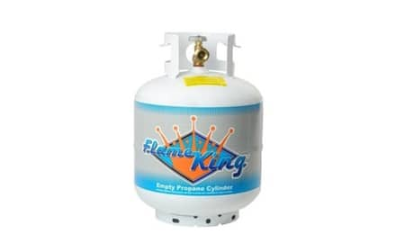Groupon Filled Propane Tank for 26.99 or Refill for 6.99 YMVV