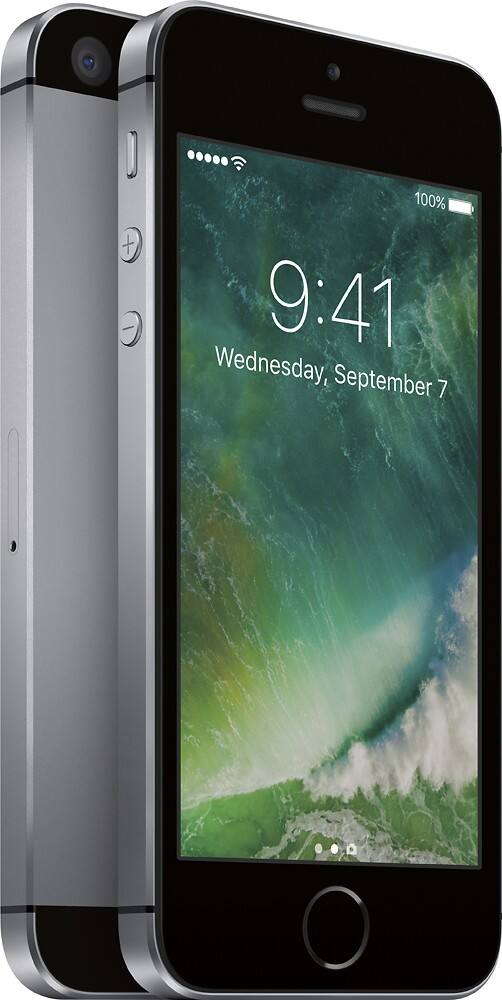 Sprint iPhone SE 16GB $2.99/mo 32GB $4.16/mo 64GB $4.99/mo 24 months with Activation YMMV on Upgrades for select models at Best Buy