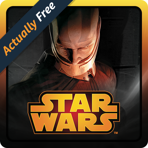 Star Wars: Knights of the Old Republic, for Android, free on Amazon.