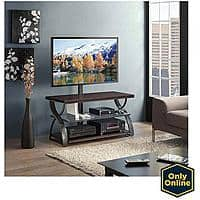 "Walmart Deal: Lowest tv stand black Friday deal @ Walmart - whalen 3-in-1 tv console for tvs up to 60""  $89 + free shipping"