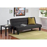 Walmart Deal: Kebo Futon Sofa Bed $87 + FS @ Walmart (reg price 149) BLACK ONLY
