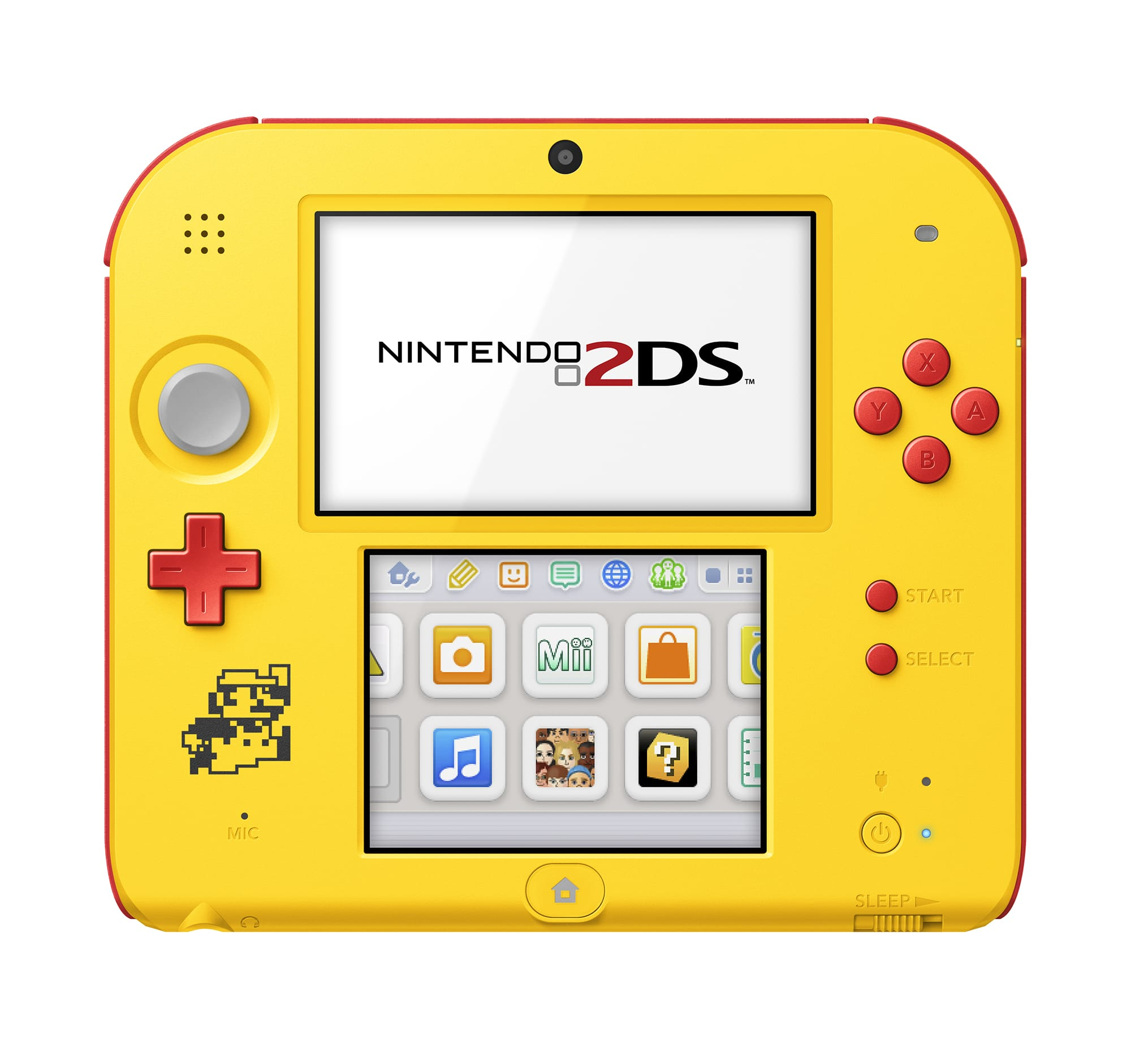 Nintendo 2DS with Mario game $69 FS at Walmart