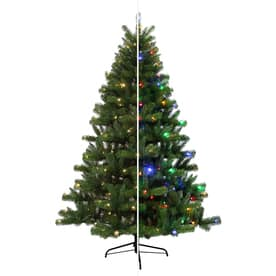 Lowes: $45 Holiday Living 6.5-ft Pre-Lit Seneca Pine Artificial Christmas Tree with Color Changing LED Lights