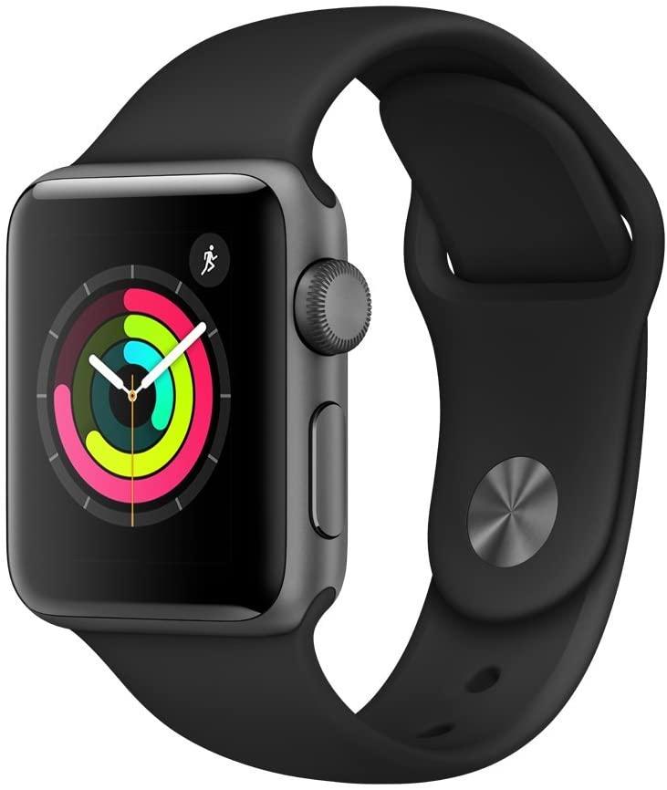 Apple Watch Series 3 (GPS, 38mm) - $179 @ Amazon, Walmart