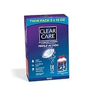 Coupons.com Deal: Clear Care Contact Lens Solution - 12oz $2.61 @ Target