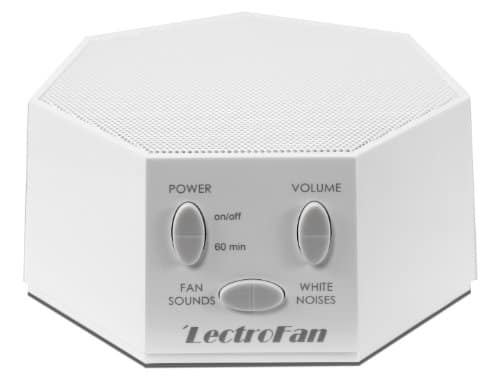 Lectrofan White Noise Machine w/ 10 Fan + 10 White Noise Sounds  $37.46+Free Shipping