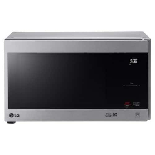 LG 0.9 cu ft Countertop Microwave Smart Inverter Stainless - LMC0975ST $99.99