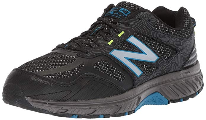 New Balance Men 510v4 Cushioning Trail Running Shoes on Amazon + free shipping