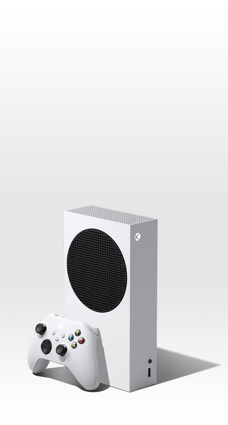 Xbox Series S @ Microsoft.com