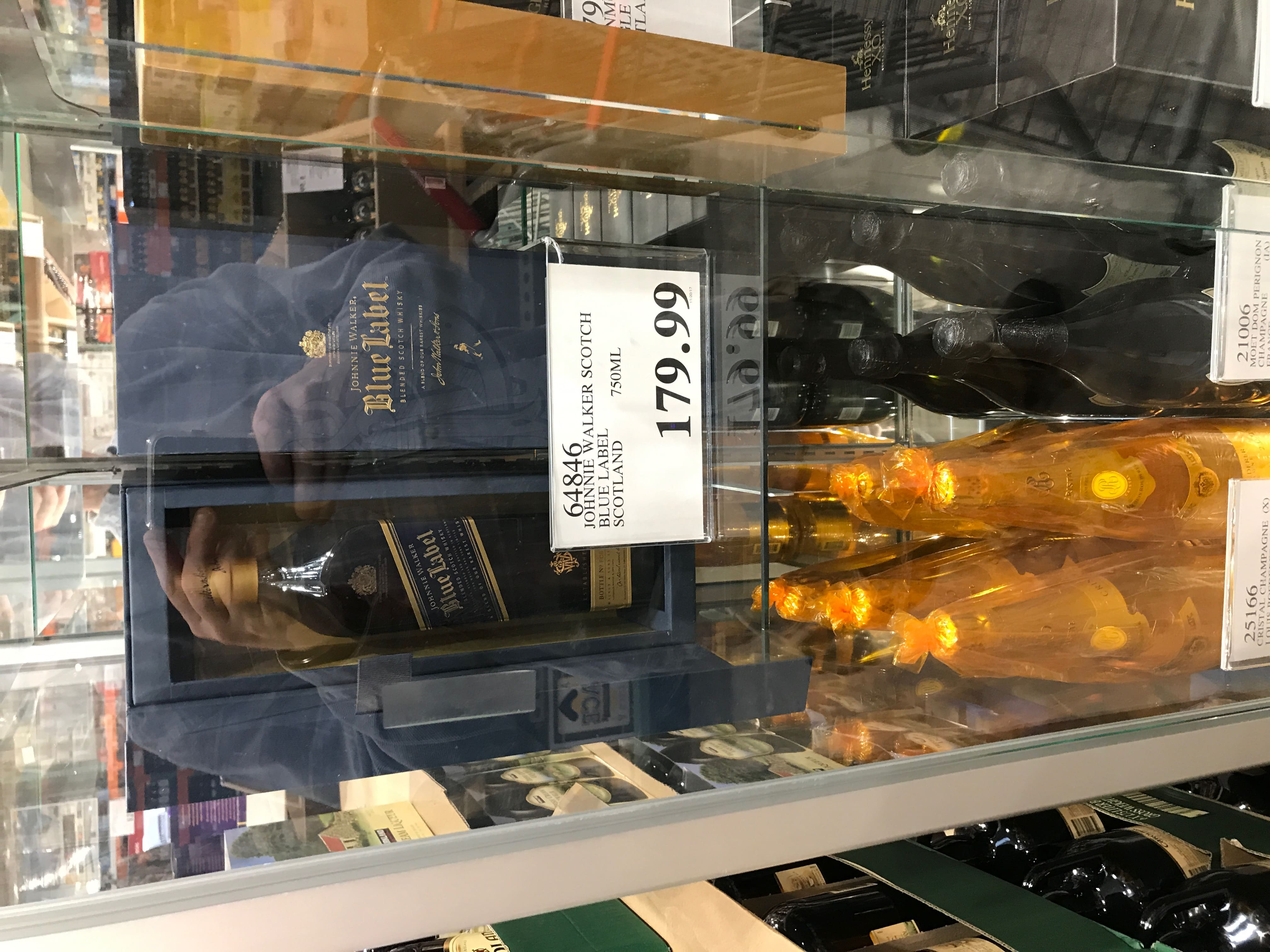 johnnie walker blue costco coupon