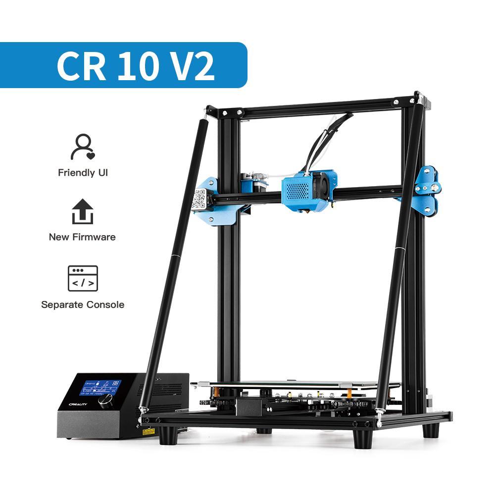 Creality CR-10 V2 3D Printer - $349.00 No Tax Free Shipping