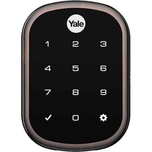 Yale Z-Wave lock YRD256 at BuyDig $174 + Free Shipping