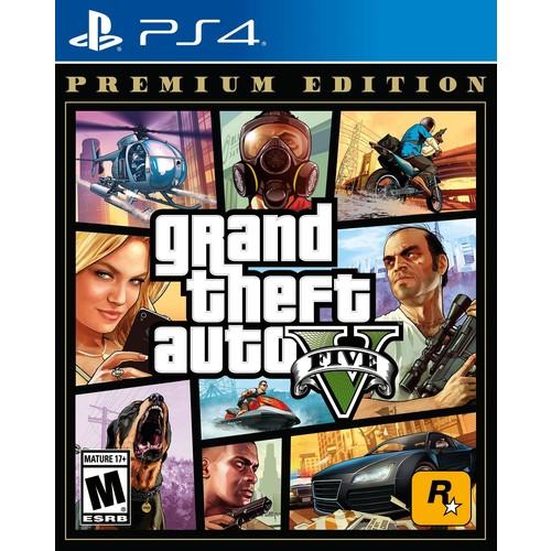 Grand Theft Auto V: Premium Edition PS4 and Xbox One $14.99