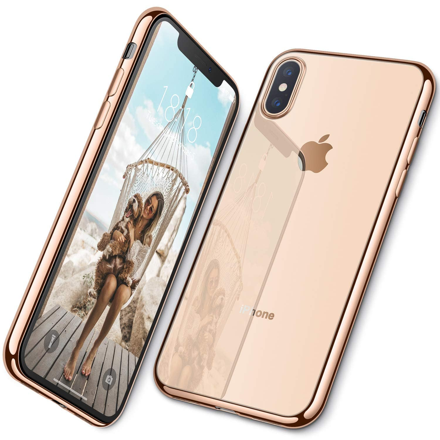 DTTO Cases for iPhone XS Max or iPhone XR from $3.20