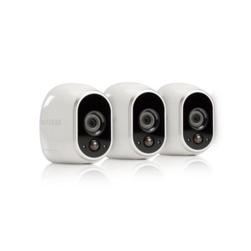 Arlo Smart Home Security 3 Camera System Sams Club $299.00 Free S/H