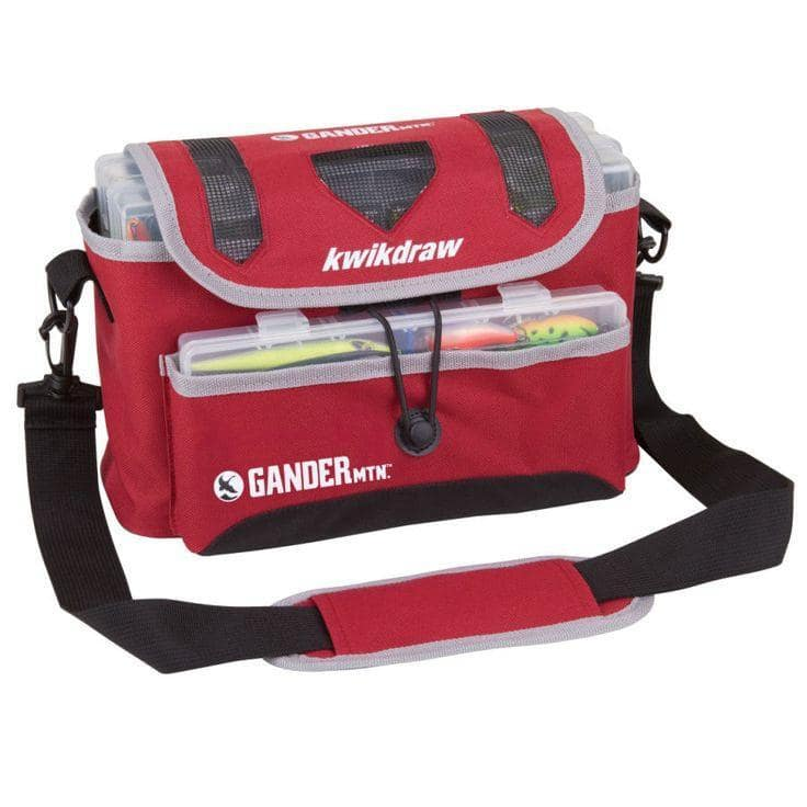 Gander Mtn. Kwikdraw Fishing Tackle Bag $16 with Coupon + FS