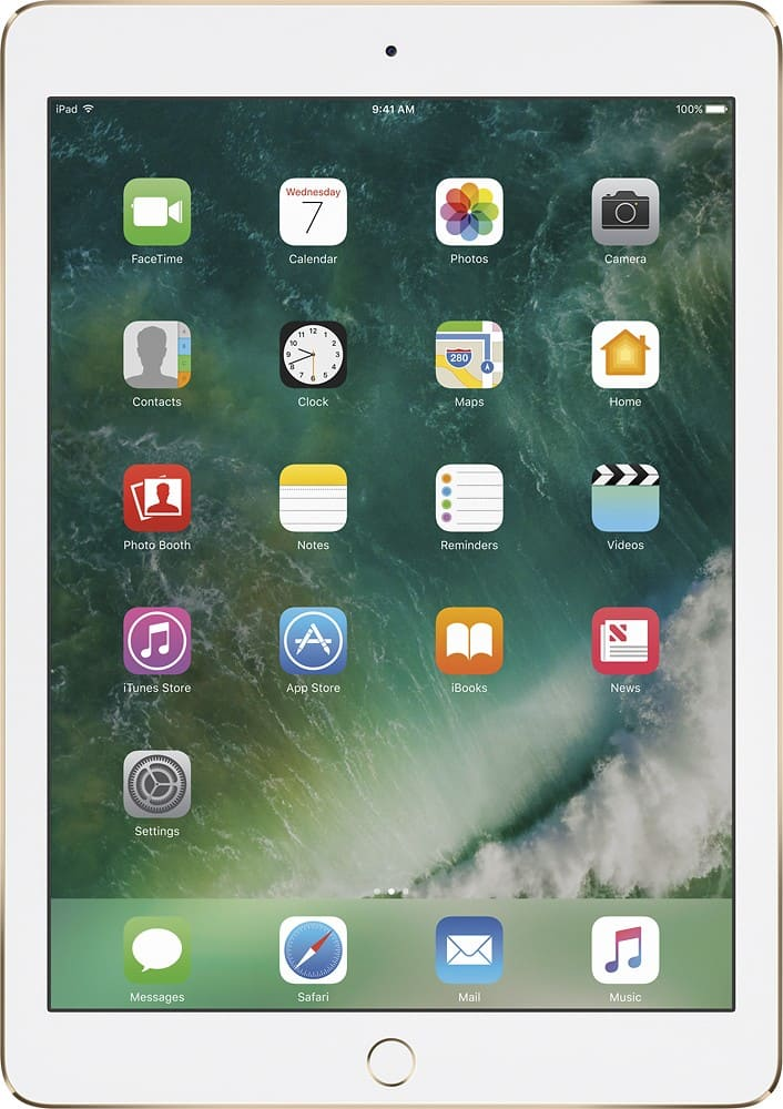 Apple - 9.7-Inch iPad Pro $474.99 @ Best Buy