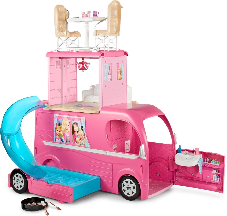Barbie Pop-Up Camper Playset $17 @ Walmart BM YMMV