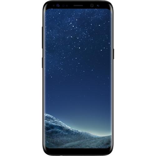 Samsung Galaxy S8 for $574.99 at B&H Photo Video (Unlocked, Midnight Black, North American Variant)