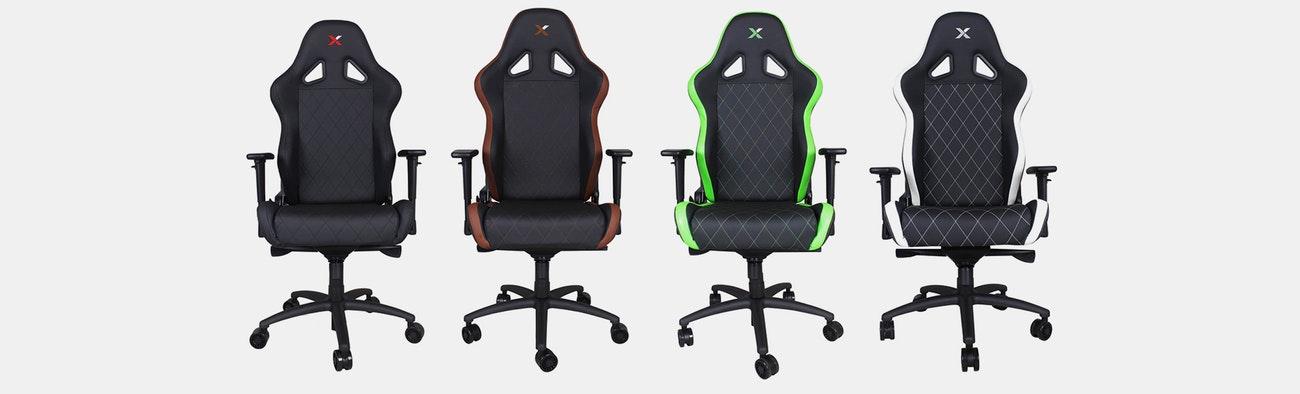 Massdrop: RapidX Ferrino & Ferrino XL Gaming Chairs $159.99