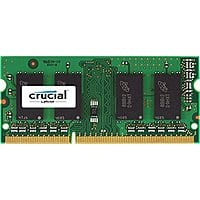 Amazon Deal: Crucial 8GB Single DDR3 1600 MT/s (PC3-12800) CL11 SODIMM 204-Pin 1.35V/1.5V Notebook Memory -  $49.95 at Amazon