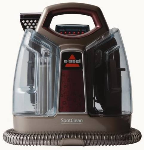 Bissell SpotClean Portable Carpet Cleaner 5207A $44.99 + free shipping @eBay