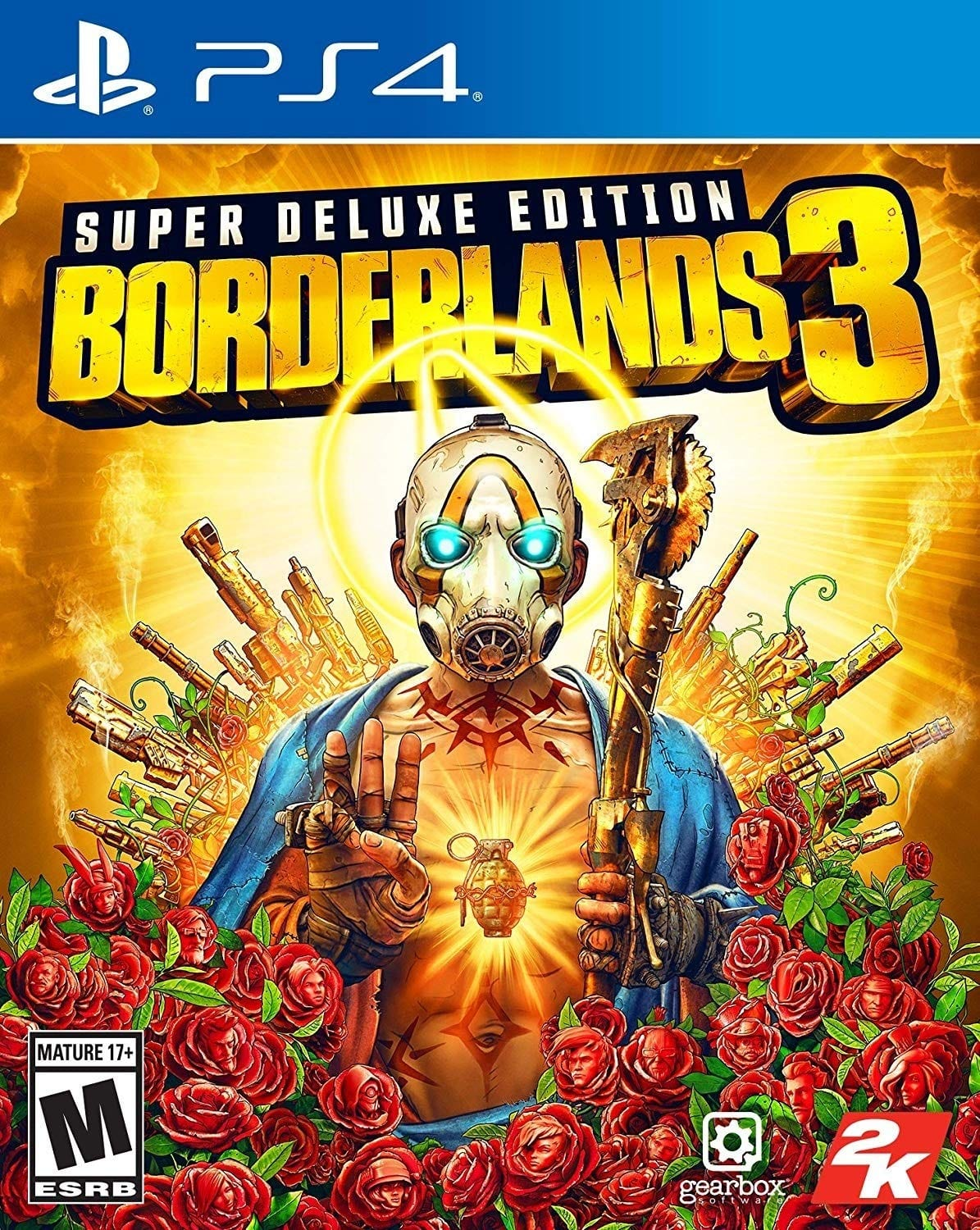 Borderlands 3 Super Deluxe Edition Ps4 Or Xbox One