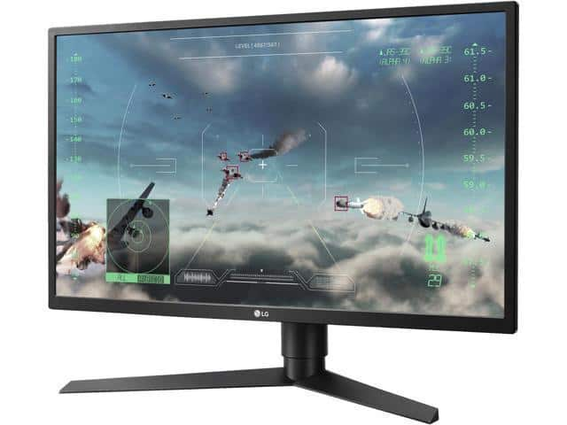 eBay LG FreeSync Gaming Monitor 27GK750F-B 1ms 240Hz 400cd/m2 $299.99 FS