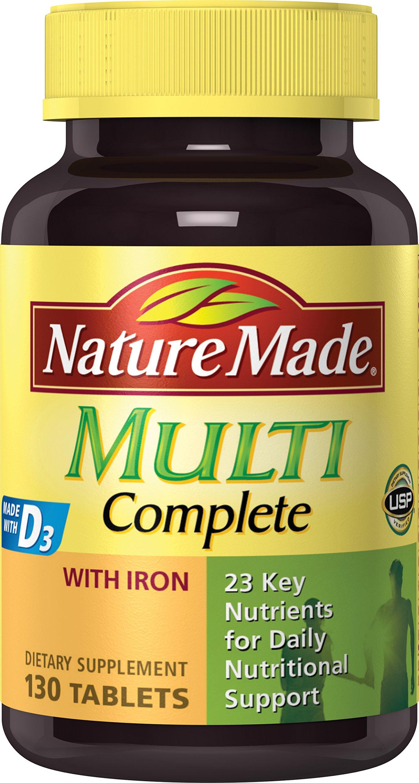 Amazon - Nature Made Vitamin D3 5000 IU,180 Softgels - $5.89