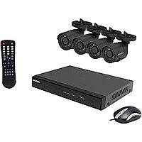 Newegg Deal: LaView LV- KDV1404B6BP Complete 4 CH 960H Security DVR System w/ 500GB HDD Easy DIY 4 Infrared Surveillance Cameras $149.99 @Newegg