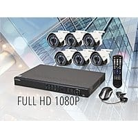 Amazon Deal: LaView LV-KN988P86A4 Premium IP Surveillance System 8 Channel NVR + 6 x Full HD 1080P Day/Night In/Outdoor Cameras $599.99 @ Newegg Flash