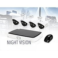 NeweggFlash Deal: Night Owl NVR10-441 Full HD1080p Network Video Recorder w/ 1TB HDD & 4 Night Vision 1080p HD Outdoor PoE IP Cameras $429.99 @Newegg Flash (Reg. $599)