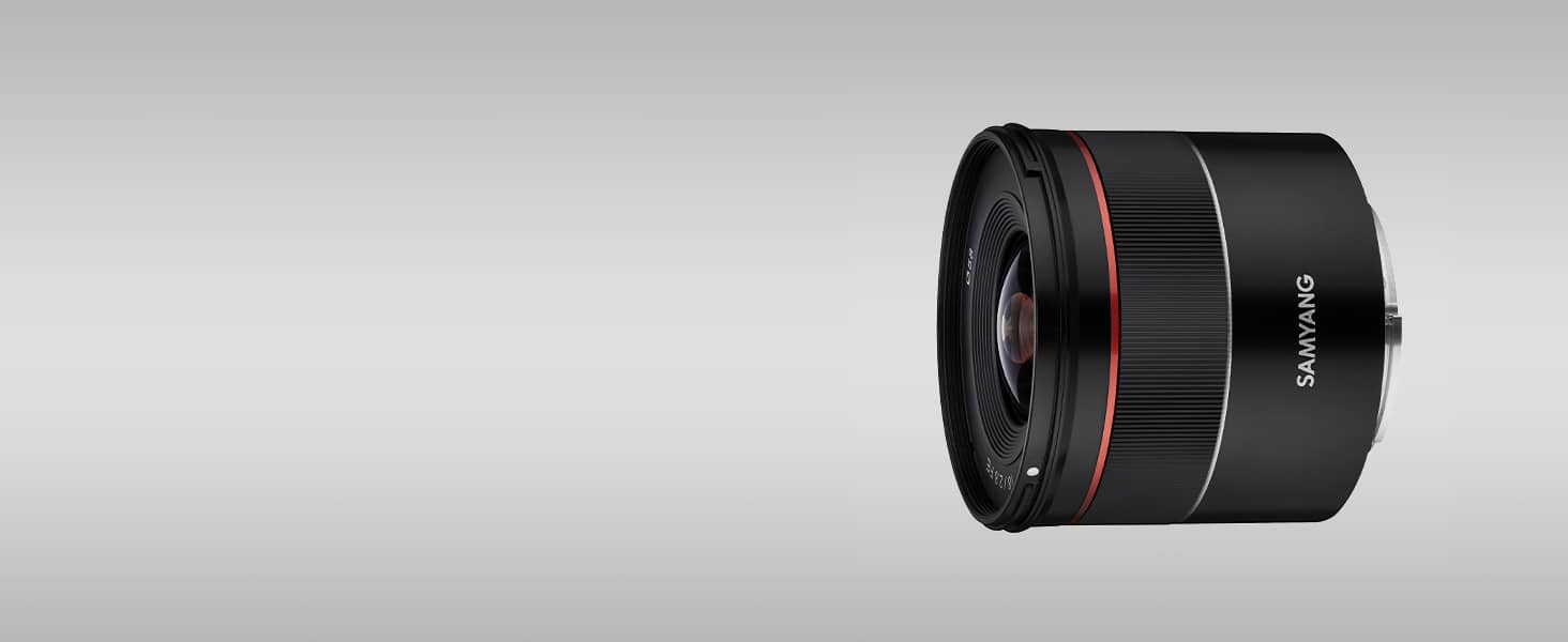 Samyang AF 18mm F2.8 Wide Angle auto Focus Full Frame Lens for Sony E - $240 at check out