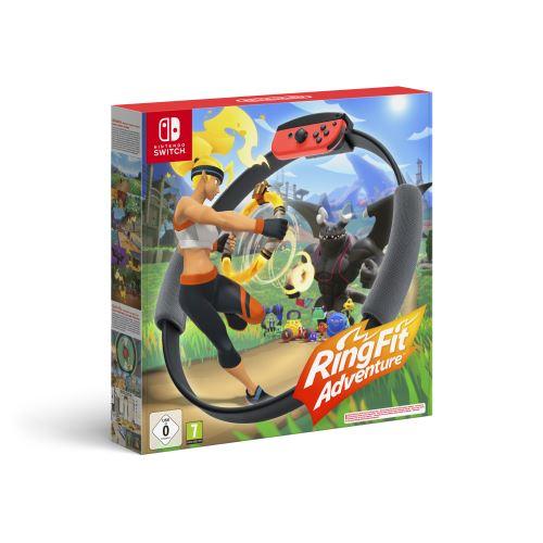 European Ring Fit Adventure Nintendo Switch $87