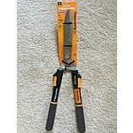 "Target telescoping FISKARS 10"" Shears for $13.98 YMMV B&M"