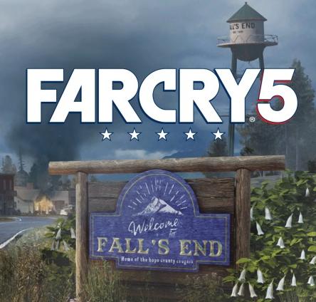 [NA] FREE PS4 Far Cry 5 Dynamic Theme