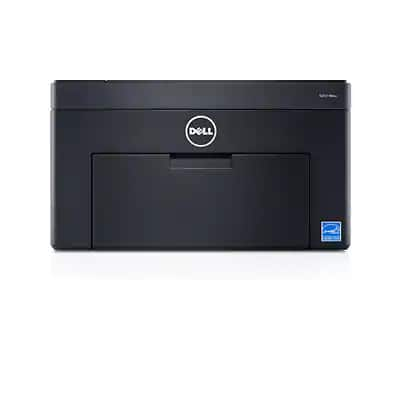 Dell C1760nw Single-Function Wireless Color Laser Printer
