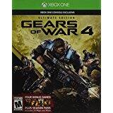 Gears Of War 4 : Ultimate Edition ( Includes Steelbook With Physical Disk + Season Pass + Early Access ) Xbox One $27.76 Amazon Prime