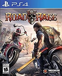 Road Rage - PlayStation 4 $7.52 ( Add On Item ) AMAZON