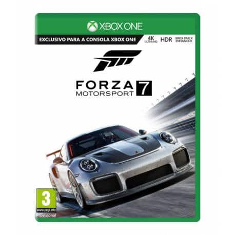 Forza Motorsport 7 Standard Edition $29.99 Digital for Xbox One On Xbox Live 3 Days Only
