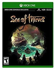Sea Of Thieves for Xbox One, Disc, $29.99 On Amazon Prime $30