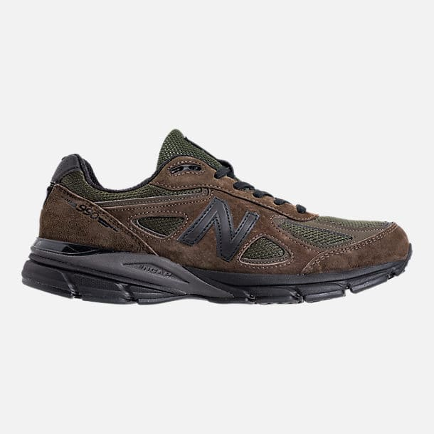 sale retailer 87a13 52c1f $89.99+$7SH+Tax- Mens New Balance 990 V4 Finish Line (orange ...